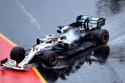 "Mercedes F1 team ""bruised"" by German Grand Prix ""armageddon"""