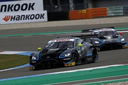 R-Motorsport Aston squad won't seek in-season 2019 concessions in DTM