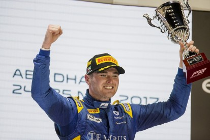 Abu Dhabi F2: Oliver Rowland loses feature win, Fuoco disqualified