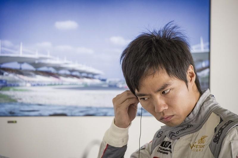 Ma replaces Duran at Aguri for remainder of Formula E season
