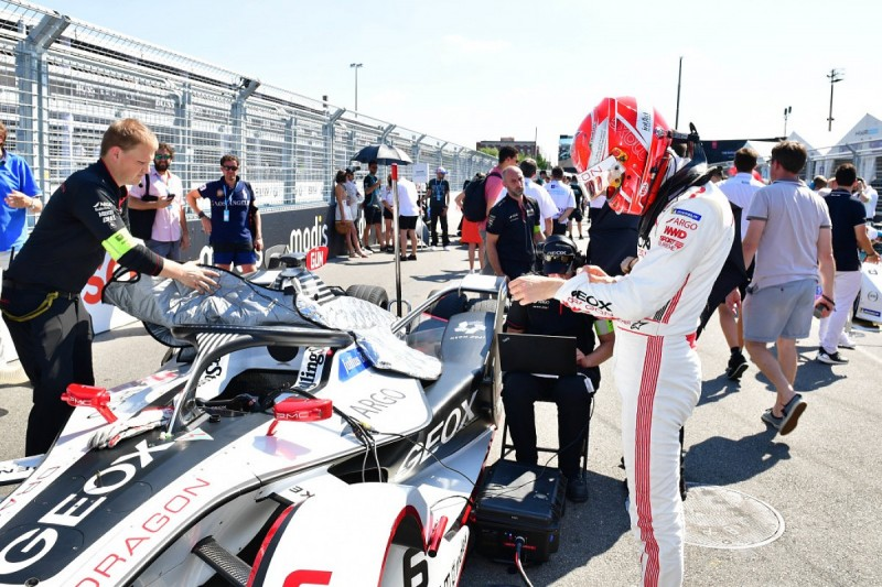 Gunther to test for BMW Formula E team this week