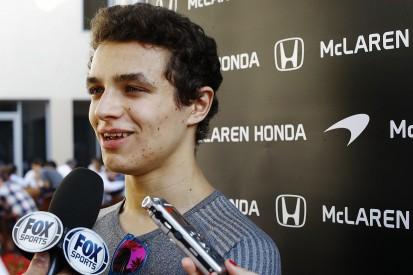 McLaren F1 reserve Lando Norris picks Carlin for 2018 F2 move