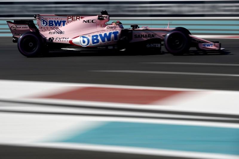 Formula 1 shark fin banned for 2018 in U-turn