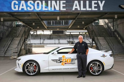 Roger Penske to drive pace car at 100th Indianapolis 500