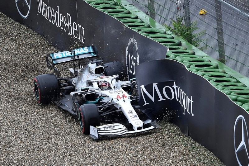 """Hamilton: F1 German GP like hitting snakes in """"Snakes and Ladders"""""""