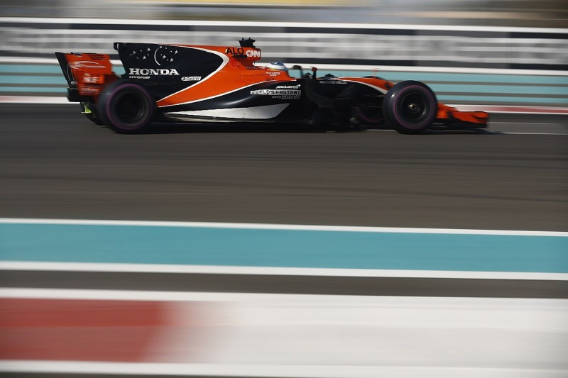 McLaren defends push for F1 shark fin ban after Ferrari criticism