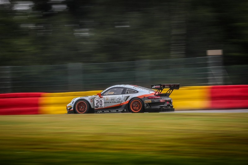 GPX Racing triumphs in rain-hit Spa 24 Hours