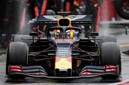 Verstappen wins wild German GP from Vettel, disaster for Mercedes