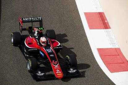 Abu Dhabi GP3: ART's Hubert handed five-second penalty in race one