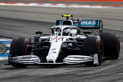 "Bottas's German GP qualifying hindered by ""surprising"" brake issue"