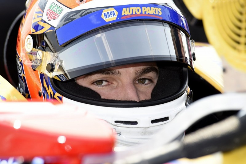 Rossi ends IndyCar move speculation with new Andretti deal