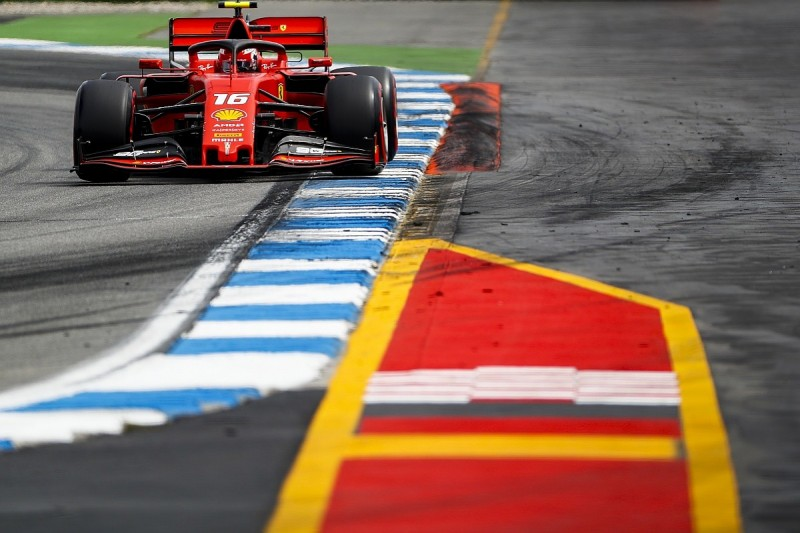 "Leclerc: Ferrari ""doesn't deserve"" F1 German GP qualifying problems"