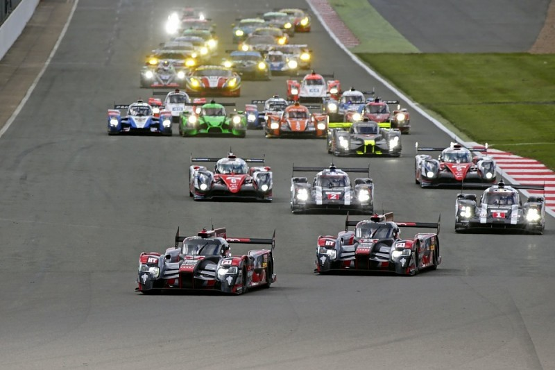 Porsche gets Silverstone WEC win as Audi excluded over plank wear
