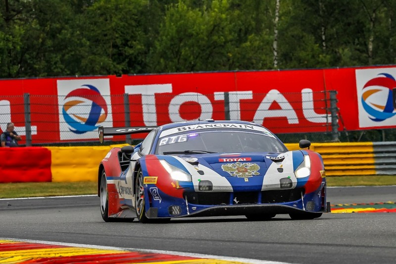 Spa 24 Hours: SMP Racing on top after disrupted first six hours