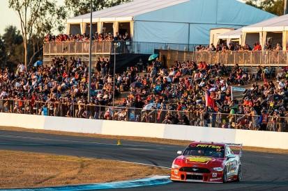 Queensland Supercars: McLaughlin wins after late van Gisbergen duel
