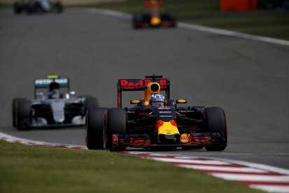 Red Bull F1 team can be 'big challenge' to Mercedes reckons Kvyat