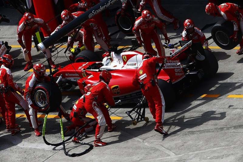 Ferrari F1 team sure it could've won Chinese GP in a straight fight
