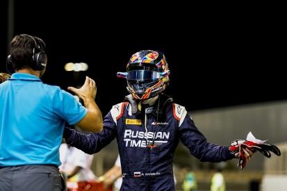 Abu Dhabi F2: Markelov denies Leclerc record by taking first pole