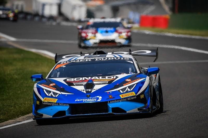 Bonaldi pair take over Lamborghini Super Trofeo Europe title lead