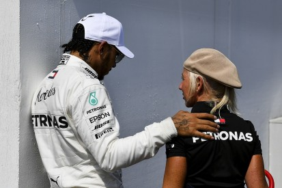 Mercedes was ready to swap ill Hamilton with Ocon at F1 German GP