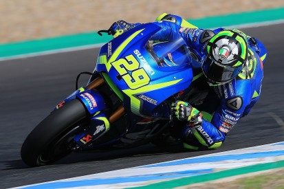 Suzuki's Iannone fastest MotoGP rider as combined Jerez test ends