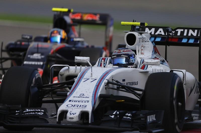 Williams's Bottas laments 'terrible' Chinese GP medium tyre pace