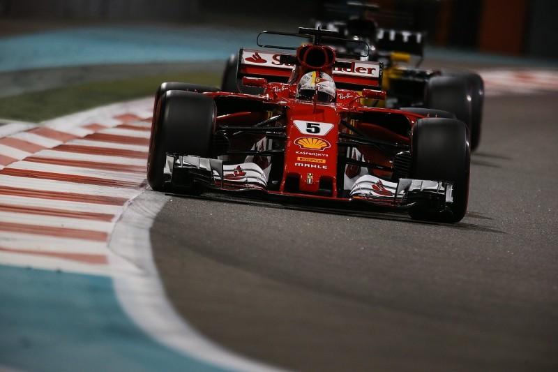 Ferrari F1 team focused on 2018 already - Sebastian Vettel