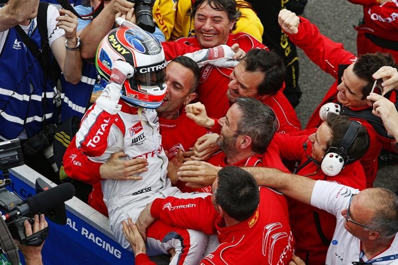 Jose Maria Lopez denies Lada and Honda with last-gasp WTCC victory
