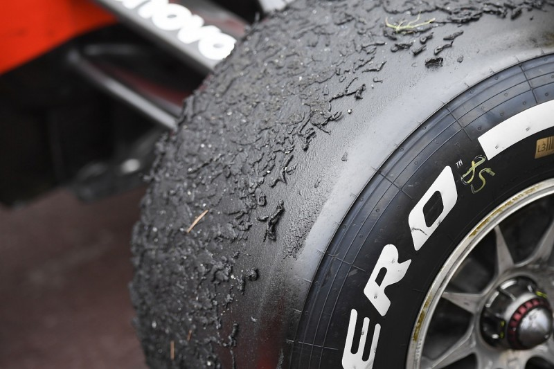 """Pirelli faces a """"big challenge"""" over low-deg 2020 F1 tyre request"""