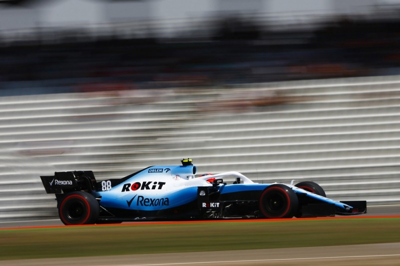 Damage forces Williams F1 to change Kubica chassis for Saturday