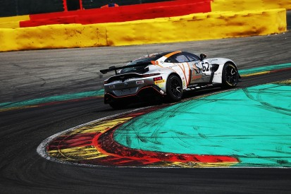 Promoted: Spa knowledge key for Alex Toth-Jones in British GT