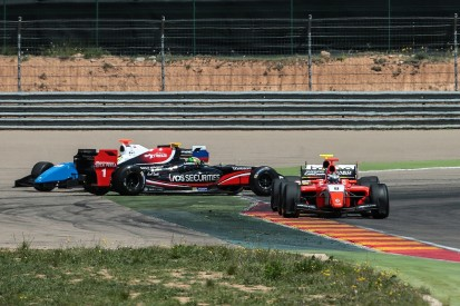 Aurelien Panis secures first Formula V8 3.5 win at Aragon