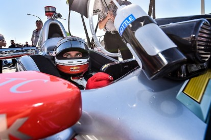 Will Power kicking himself for squandering Long Beach IndyCar pole