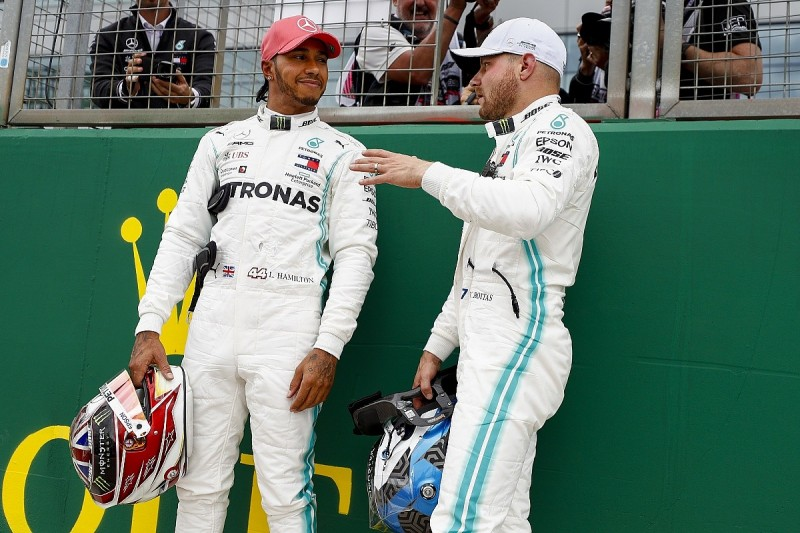 Bottas: Silverstone defeat masked tyre tactic gains over Hamilton