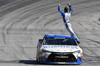 Carl Edwards takes first NASCAR Sprint Cup win of 2016 at Bristol