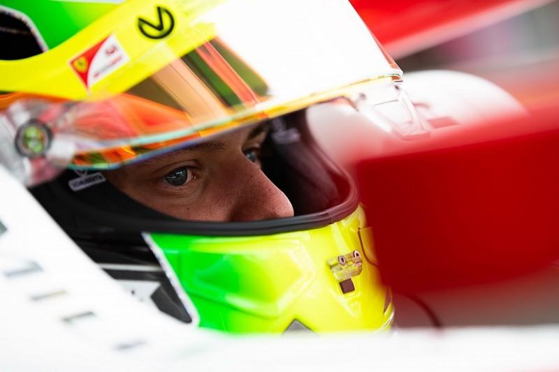 Vettel: Unfair comparing Mick Schumacher career to father Michael's