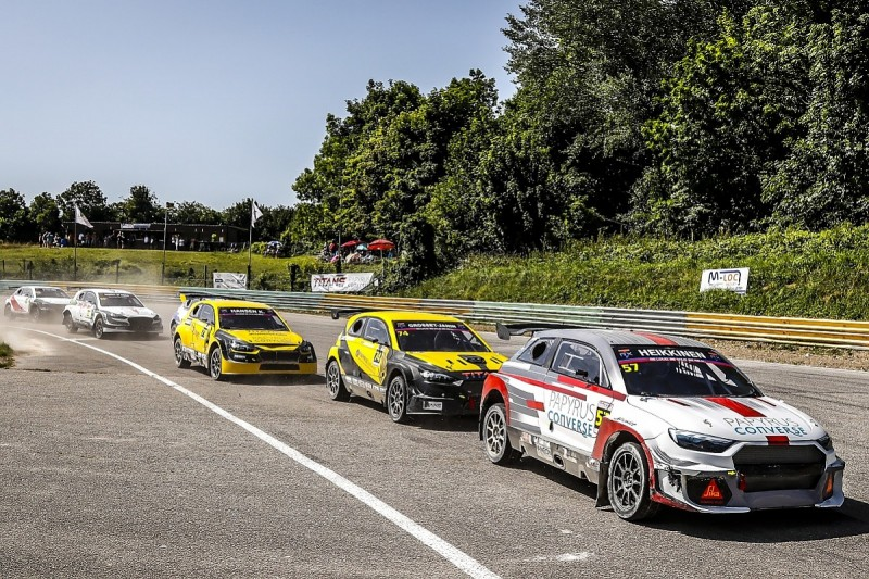 Promoted: Lydden Hill welcomes Titans RX this weekend