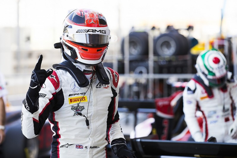 George Russell gives ART 100% qualifying record in 2017 GP3