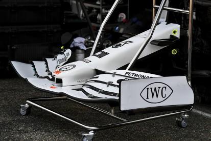 "Mercedes' German GP ""125 years of motorsport"" F1 livery revealed"