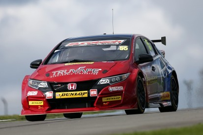 Eurotech adds third Honda for Lloyd after Neate's BTCC exit