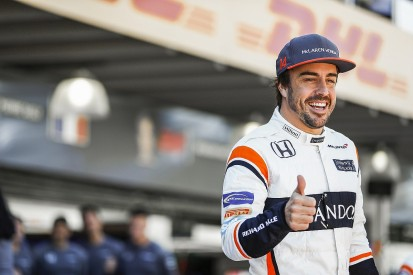 F1 driver Fernando Alonso launches eSports racing team