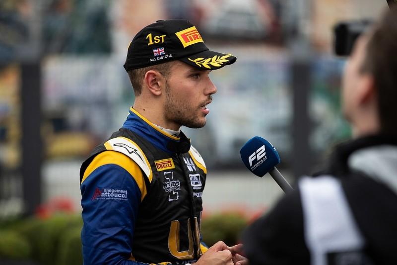 F2's Luca Ghiotto: Focus still on Formula 1 despite WEC test