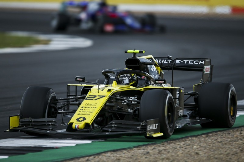"""Hulkenberg: Renault F1's pace, development rate """"disappointing"""""""