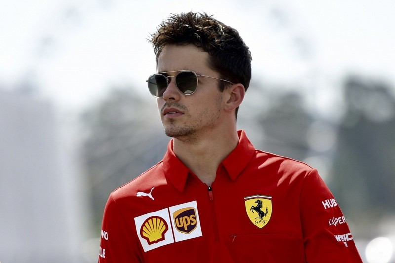 "Leclerc was ""intimidated"" by adapting Ferrari F1 car to himself"
