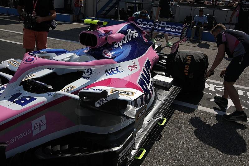 German GP: Bodywork overhaul focus of Racing Point's F1 upgrade