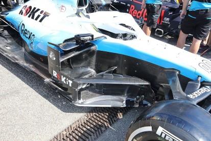 "Williams Formula 1 German GP update ""extraordinary"" effort"