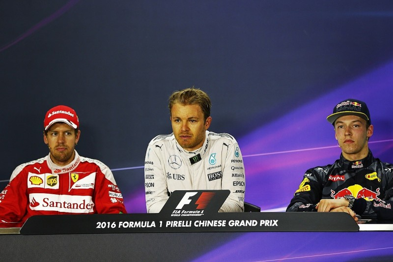 Chinese GP post-race FIA press conference full transcript