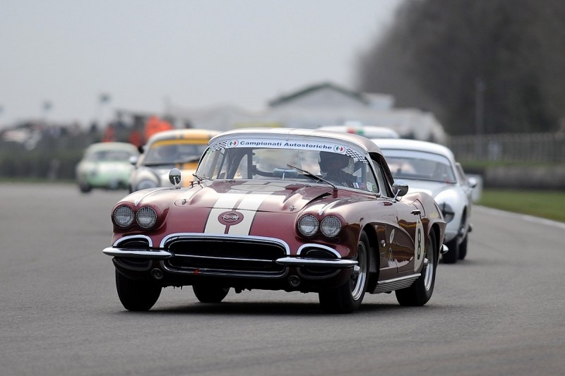 Goodwood Members' Meeting 2018 race line-up announced