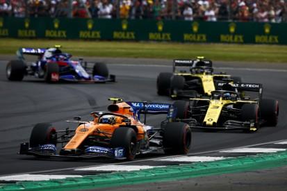 McLaren: No doubts over Renault F1 support despite midfield rivalry