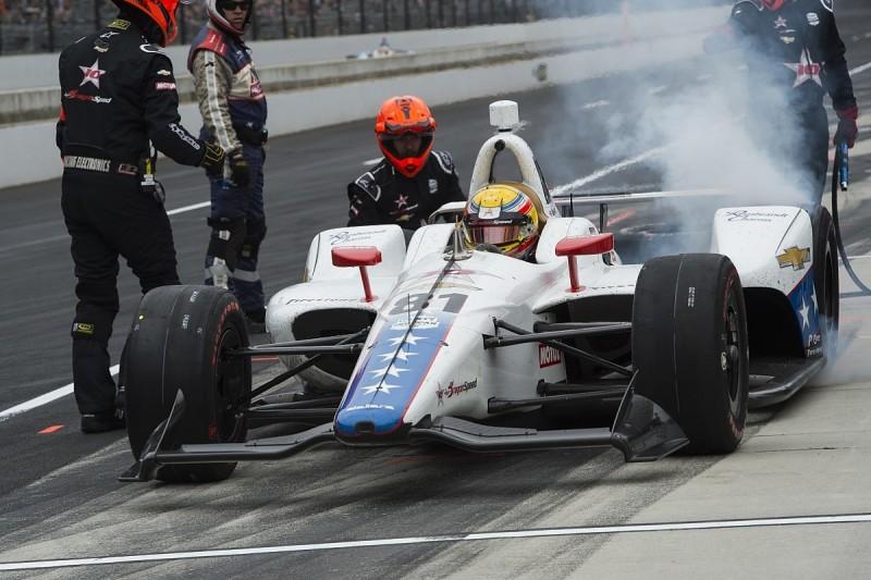 Visa issues threaten DragonSpeed's IndyCar return with Hanley